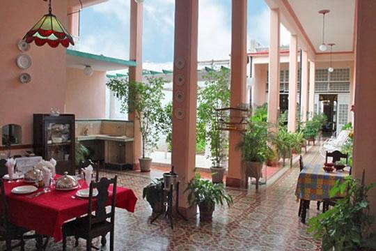 Hostal la pergola renta de habitaciones y casas particulares en cuba - Alquiler casas ibiza particulares ...