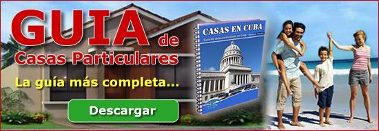 Guía de casas particulares en Cuba
